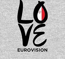 LOVE Eurovision [Malta] Unisex T-Shirt