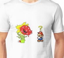 That's no piranha plant Unisex T-Shirt