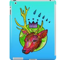 humbled iPad Case/Skin