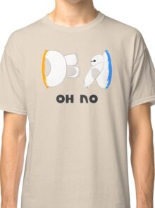 Oh No Baymax failed teleport Classic T-Shirt
