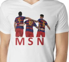 MSN Mens V-Neck T-Shirt