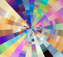diamond rainbow.  Sticker