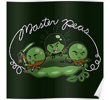 Master Peas Poster