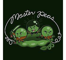 Master Peas Photographic Print