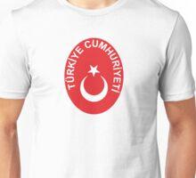 National emblem of Turkey Unisex T-Shirt