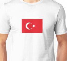 National Flag of Turkey Unisex T-Shirt