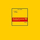 Kodachrome 40 (Type A) by Richard McKenzie