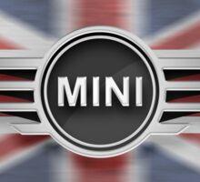 A True British Classic - Union Jack Sticker