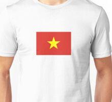 National Flag of Vietnam Unisex T-Shirt