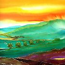 Golden Valley  by Linda Callaghan