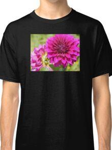 Dahlia Macro Classic T-Shirt