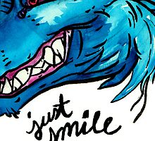 just smile by HiddenStash