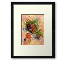Butterfly series #3 Framed Print