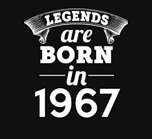 legends are born in 1967 shirt hoodie T-Shirt