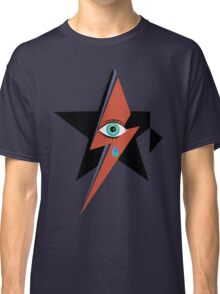 David Bowie : A rock star went to heaven Classic T-Shirt
