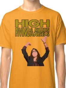 Liz Lemon - High fiving a million angels Classic T-Shirt