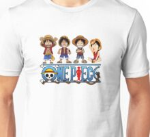 Luffy Kids - One Piece Unisex T-Shirt