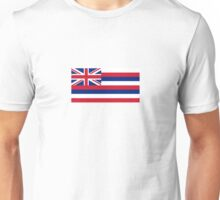 National Flag of Hawaii Unisex T-Shirt