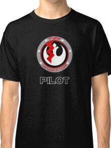 Star Wars Episode VII - Red Squadron (Resistance) - Star Wars Veteran Series Classic T-Shirt