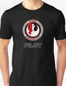 Star Wars Episode VII - Red Squadron (Resistance) - Star Wars Veteran Series T-Shirt