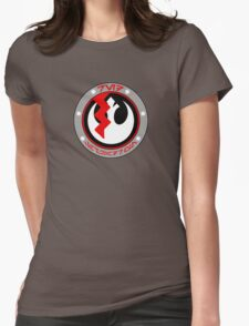 Star Wars Episode VII - Red Squadron (Resistance) - Star Wars Insignia Series Womens Fitted T-Shirt
