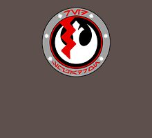 Star Wars Episode VII - Red Squadron (Resistance) - Star Wars Insignia Series Unisex T-Shirt