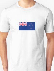 National Flag of New Zealand T-Shirt
