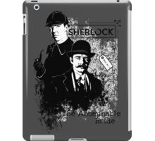 The Abominable Bride iPad Case/Skin
