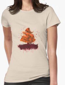 shannara ellcrys Womens Fitted T-Shirt