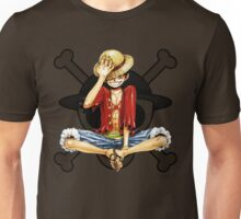 Luffy the Pirates - One Piece Unisex T-Shirt