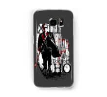 WHO Samsung Galaxy Case/Skin