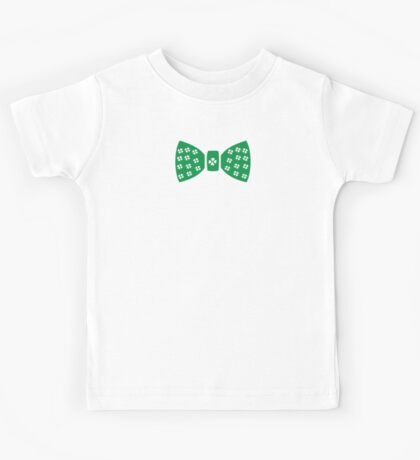 Lucky charm ribbon St.Patrick's day Kids Tee