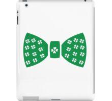 Lucky charm ribbon St.Patrick's day iPad Case/Skin