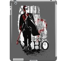 WHO iPad Case/Skin