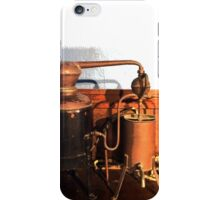 The Old Copper Still  iPhone Case/Skin