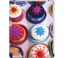 Patterned Knit Hats iPad Case/Skin