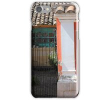 Small Courtyard iPhone Case/Skin