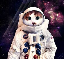 Cosmic Kitty by James McKenzie