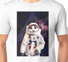 Cosmic Kitty Unisex T-Shirt