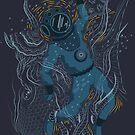 Deep sea diver  by Andrei Verner