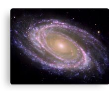 Spiral galaxy Messier 81. Canvas Print