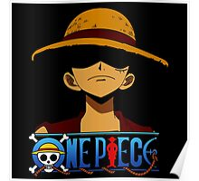 Luffy Alone - One Piece Poster
