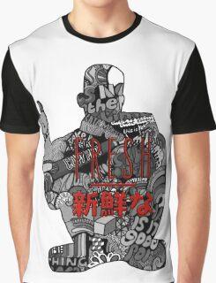 Funky Fresh Graphic T-Shirt