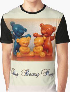 Big Beary Hugs Graphic T-Shirt