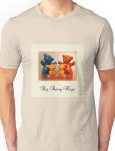 Big Beary Hugs Unisex T-Shirt