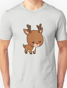 Adorably Cute Reindeer T-Shirt