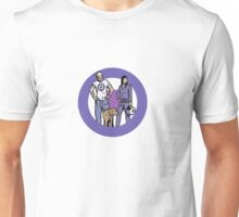 hawks2 Unisex T-Shirt