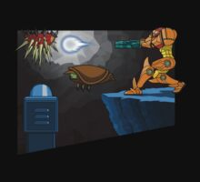 Metroid Remastered  by julianarnold
