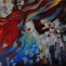 Embedded  by artsmitten