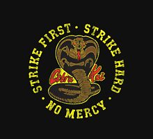 Cobra kai - Distressed Variant 2 Womens Fitted T-Shirt